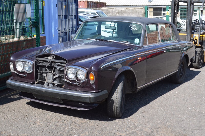Rolls-Royce Silver Wraith II : FSD-365