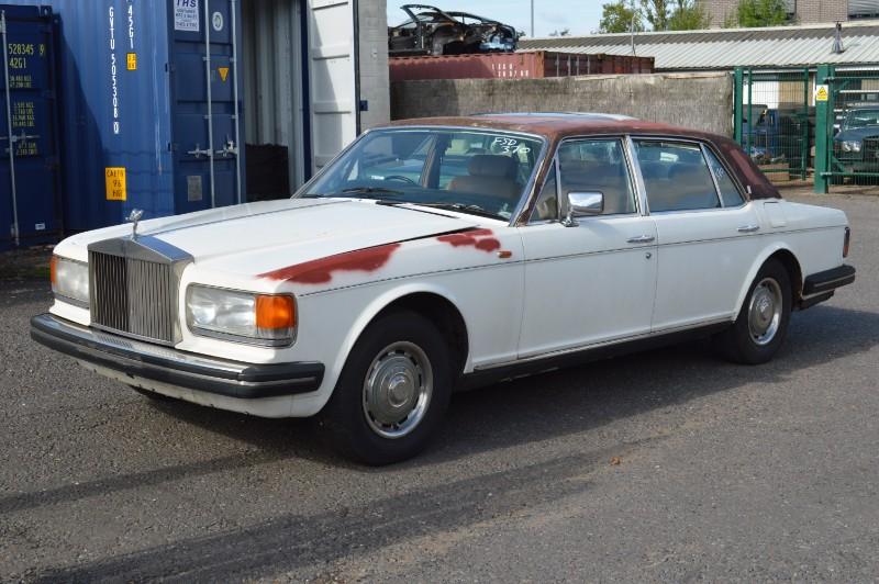 Rolls-Royce Silver Spur : FSD-370