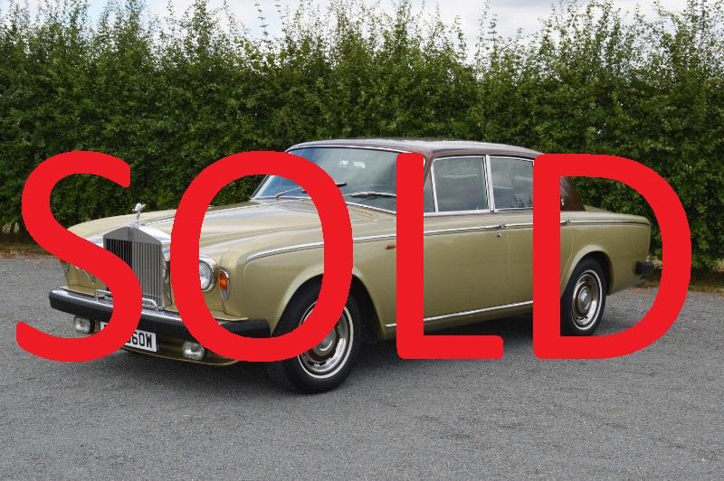 Rolls-Royce Silver Shadow II : FSD-434