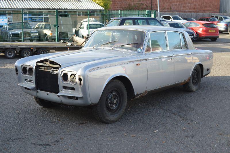 Rolls-Royce Silver Shadow : FSD-512