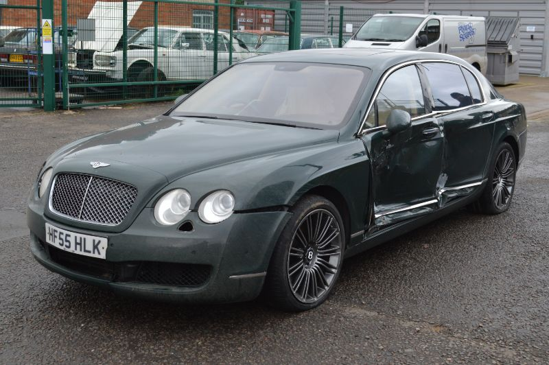 Bentley Continental Flying Spur : FSD-526