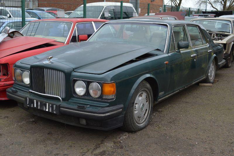 Bentley Brooklands : FSD-527