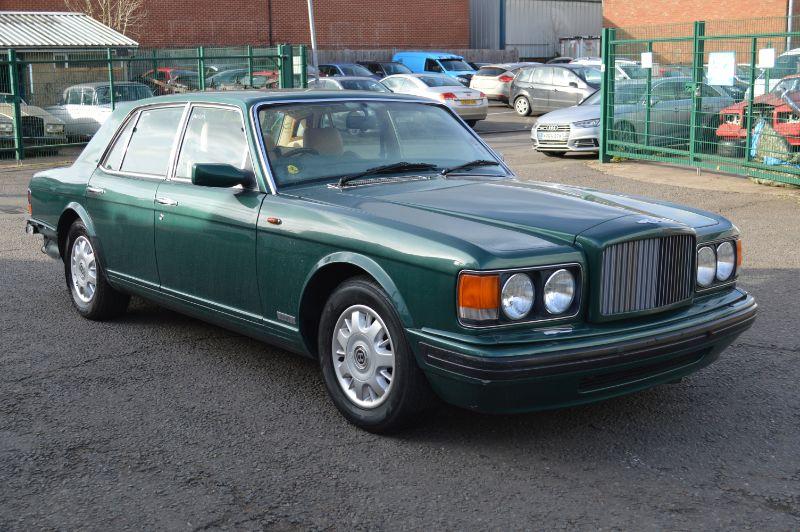 Bentley Brooklands : FSD-529