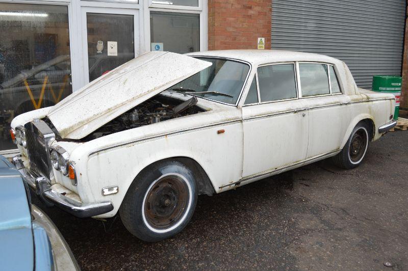Rolls-Royce Silver Shadow : FSD-531