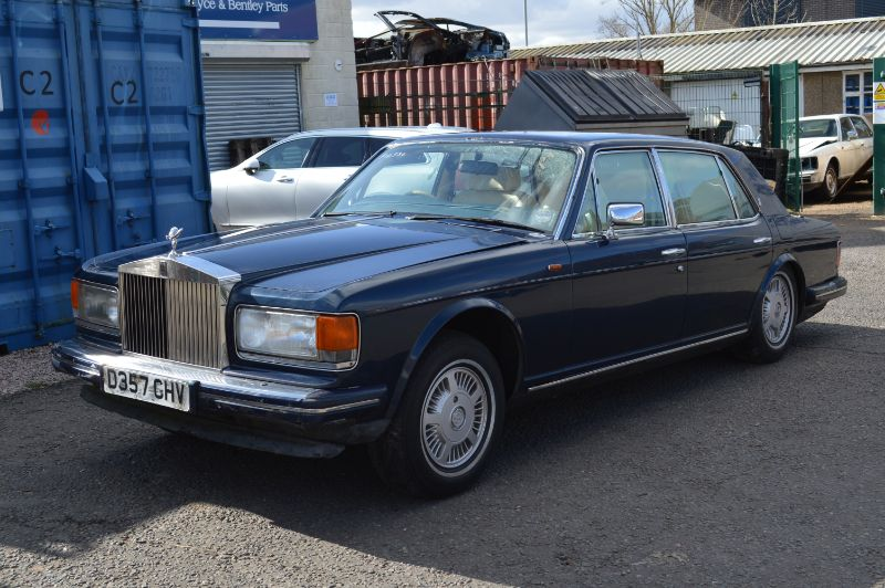 Rolls-Royce Silver Spur : FSD-534