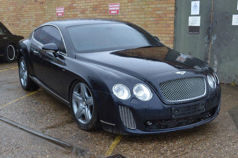 Bentley Continental GT : FSD-537