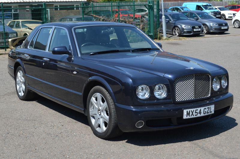 Bentley Arnage T : FSD-541