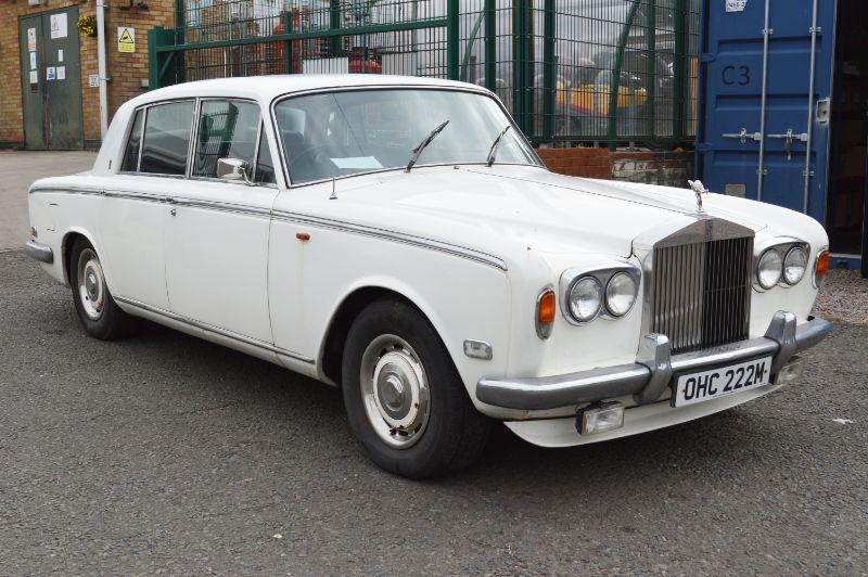 Rolls-Royce Silver Shadow : FSD-552