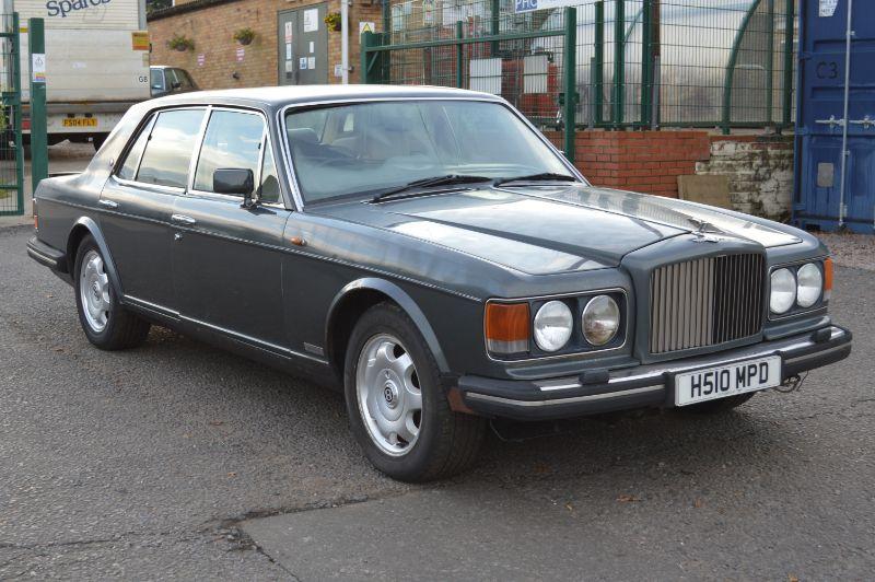 Bentley Mulsanne S : FSD-554