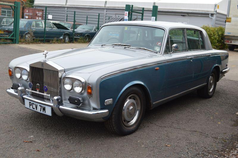 Rolls-Royce Silver Shadow : FSD-558