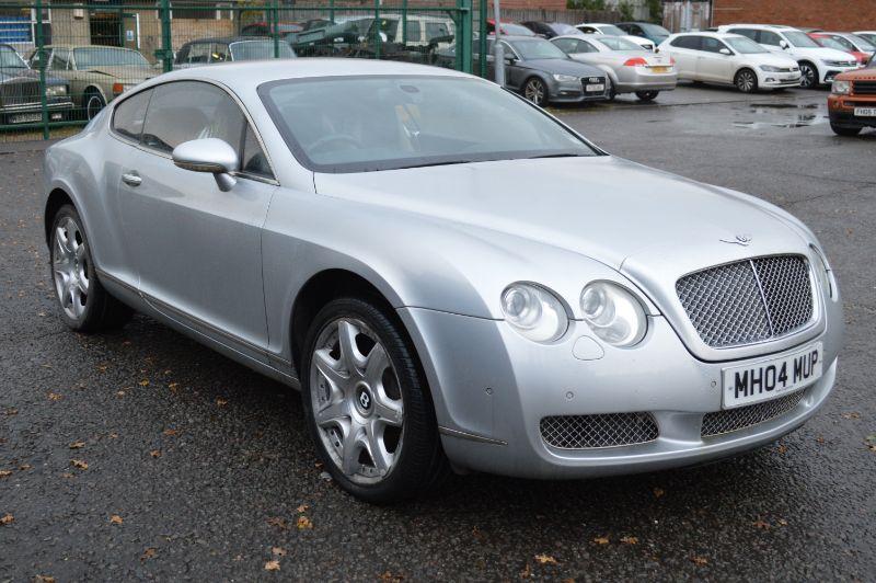 Bentley Continental GT : FSD-559