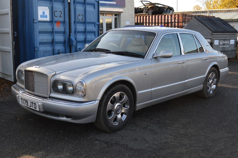 Bentley Arnage : FSD-560