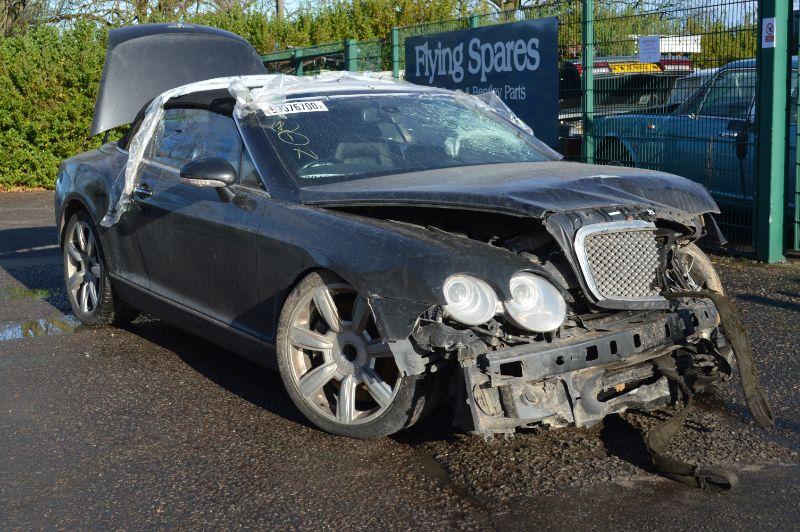Bentley Continental GTC : FSD-563