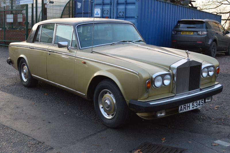 Rolls-Royce Silver Shadow II : FSD-568