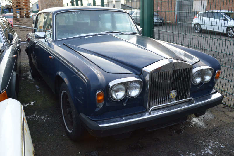 Rolls-Royce Silver Shadow II : FSD-572