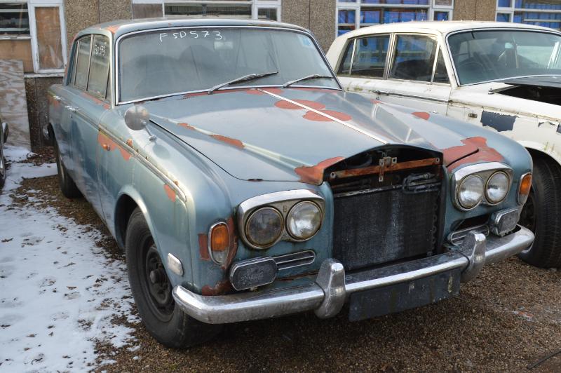 Rolls-Royce Silver Shadow : FSD-573