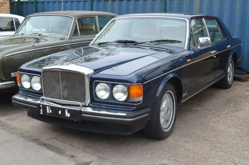Bentley Eight : FSD-580