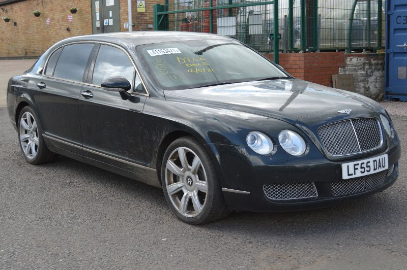 Bentley Continental Flying Spur : FSD-582