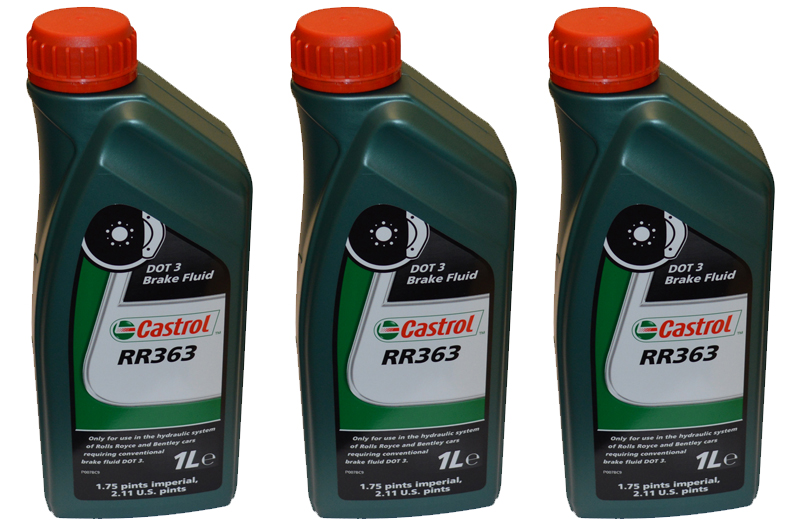 Last Remaining Stock of Castrol RR363