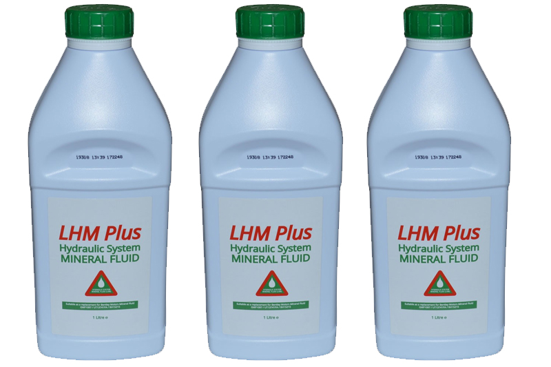 [New Product] LHM Plus Hydraulic System Mineral Brake Fluid (UT13741PAP)