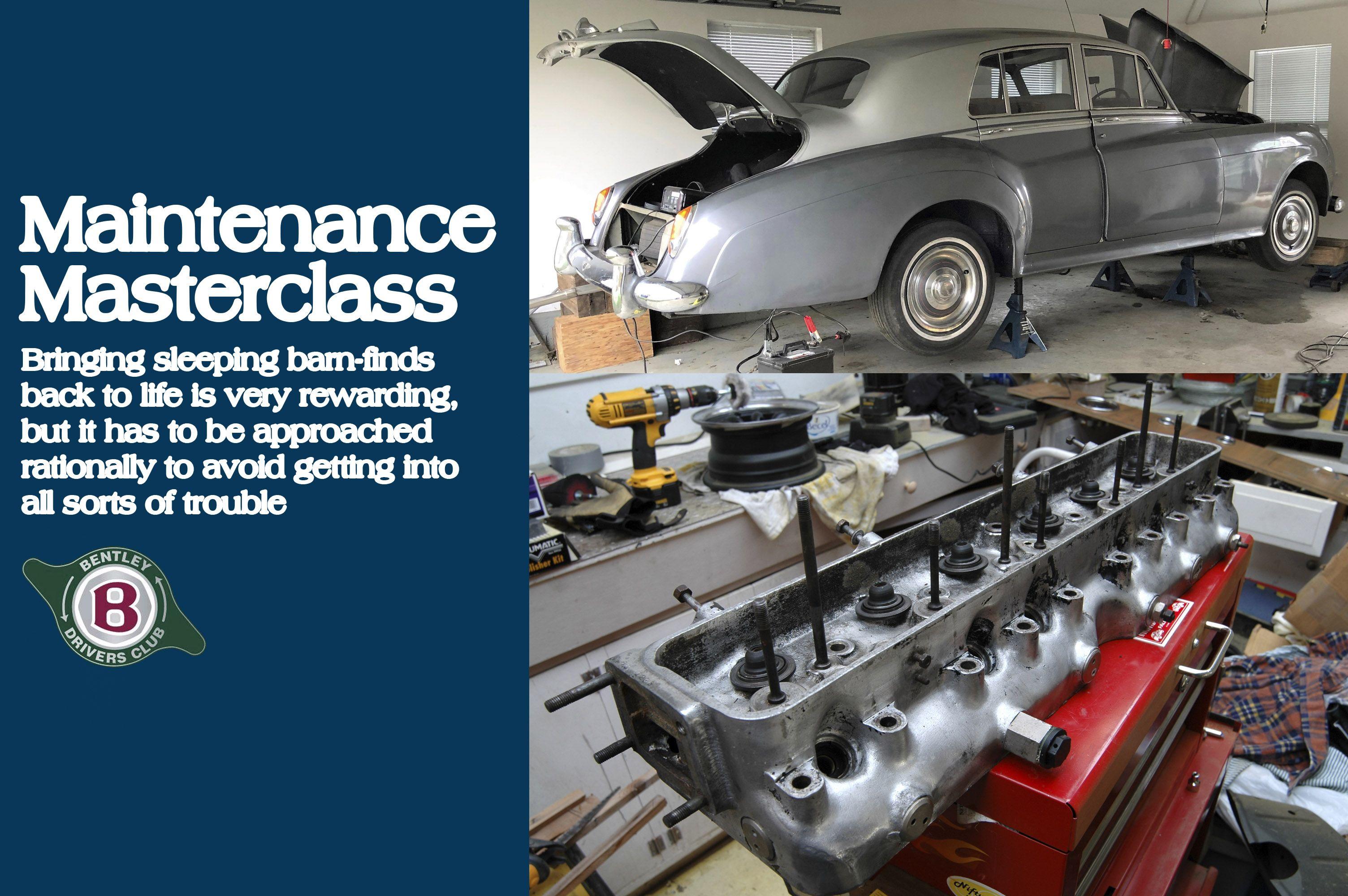 Maintenance masterclass
