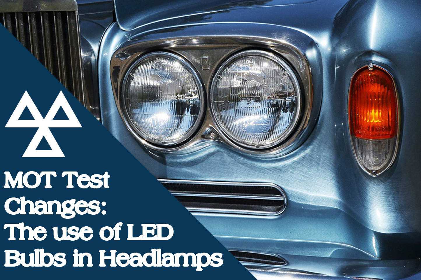 MOT test changes: New headlamp rules could see classic car owners issued an instant fail