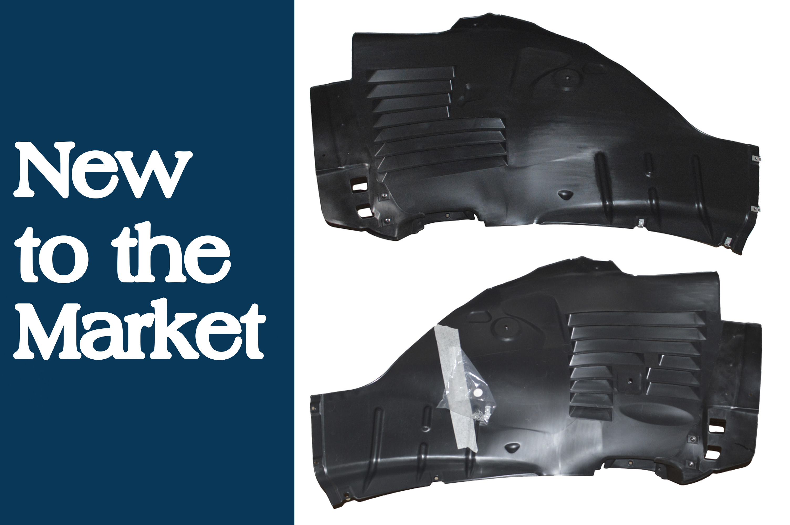 New to the Market: Bentley Continental GT & GTC Front Wheel Arch Liners