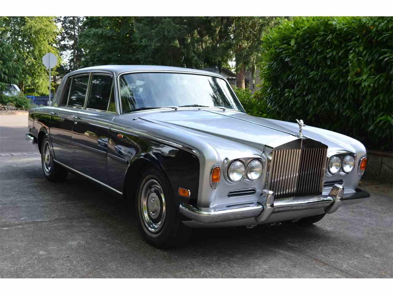 Rolls-Royce Silver Shadow : FSC-004