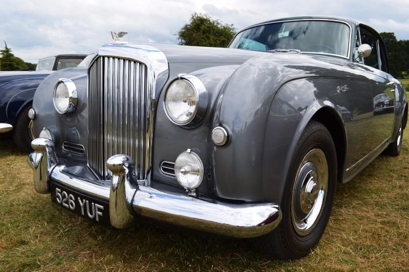 Rolls-Royce Silver Cloud & S Type Chrome & Brightwork