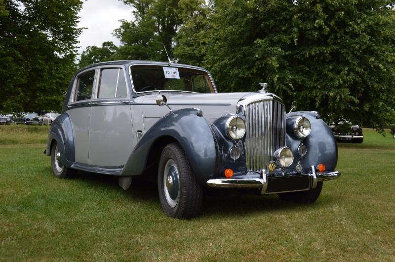 Rolls-Royce Silver Dawn & Silver Wraith,Bentley MkVI & R Type Lights & Accessories