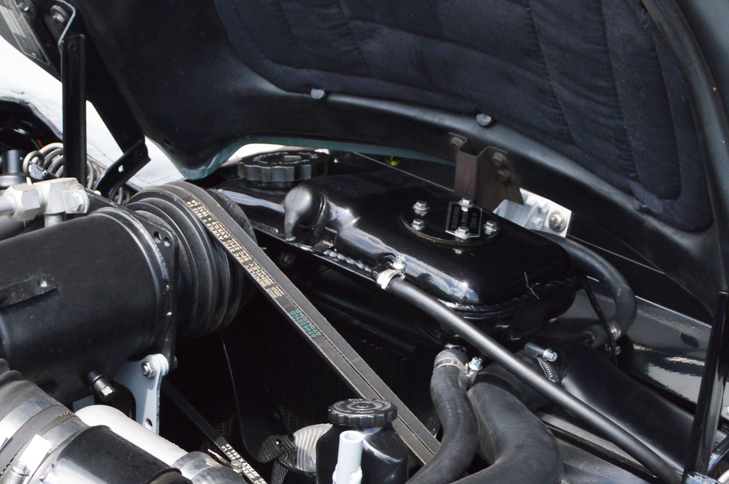 Rolls-Royce Silver Shadow & Bentley T Series Header Tanks & Fittings
