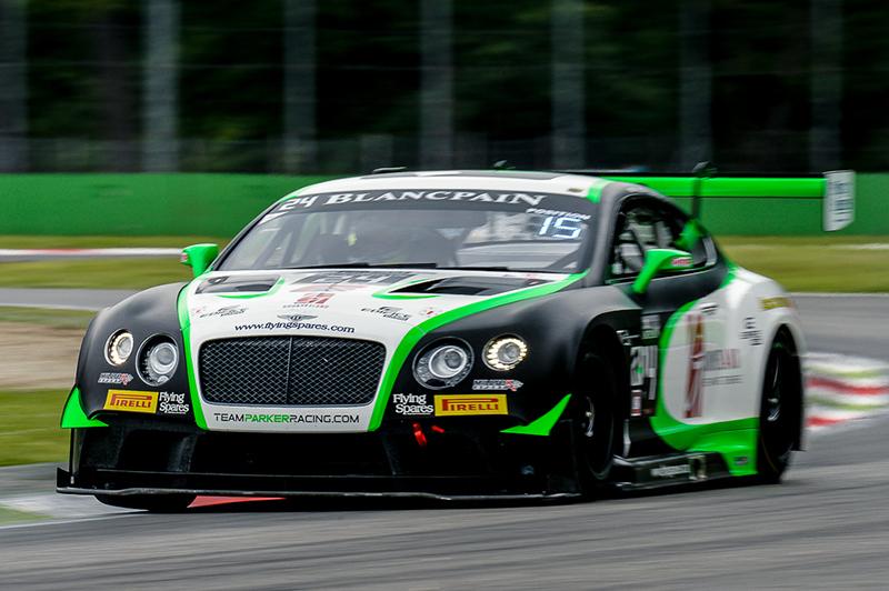 Team Parker Racing Sponsorship