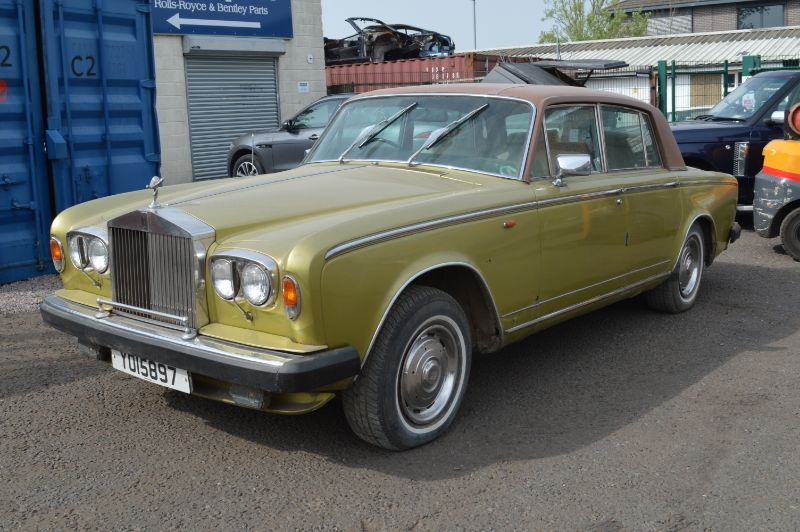 Rolls-Royce Silver Shadow II  width=100%