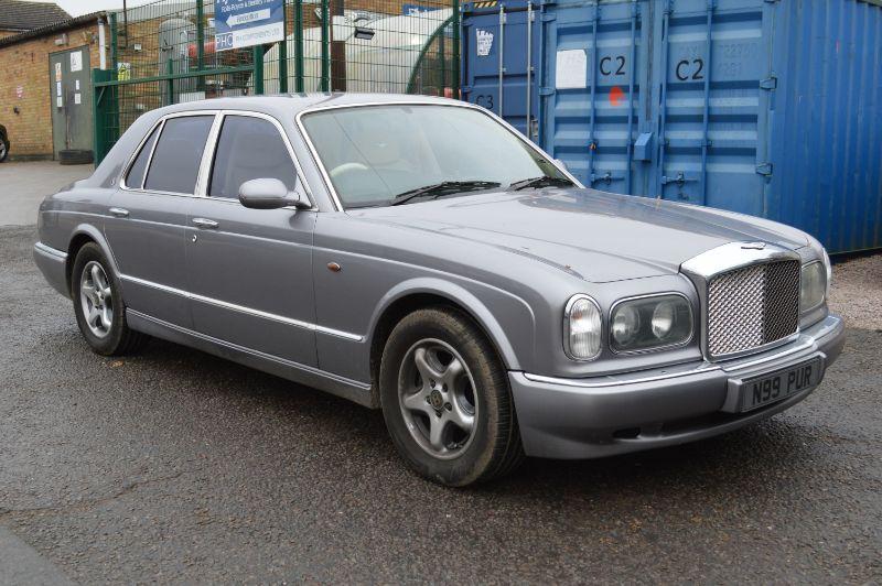 Bentley Arnage  width=100%
